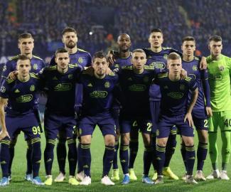 6.11.2019. Vijesti Fotogalerija utakmice Dinamo Shakhtar 0