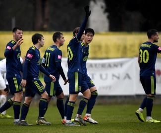 18.1.2020. Vijesti Fotogalerija utakmice Dinamo Slovacko 0